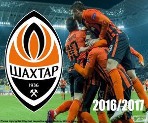 Rompicapo di Shakhtar Donetsk, campione 2016-17