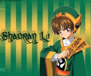 Rompicapo di Shaoran Li, discendente del mago creatore delle carte di Clow