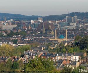 Rompicapo di Sheffield, Regno Unito