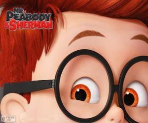 Rompicapo di Sherman, il figlio adottivo di Peabody