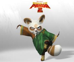 Rompicapo di Shifu è l'allenatore di tutti i grandi combattenti di kung fu nel paese.