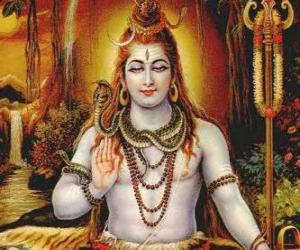 Rompicapo di Shiva - Il Dio Distruttore nil Trimurti, la Trinità indù