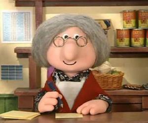 Rompicapo di Signora Goggins, l'impiegata postale del villaggio di Greendale