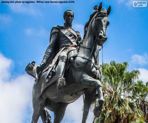 Rompicapo di Simón Bolívar