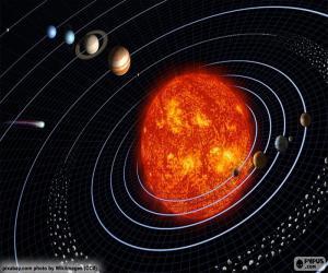 Rompicapo di Sistema solare