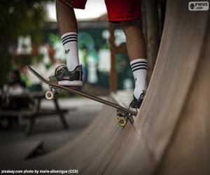 Rompicapo di Skateboarding