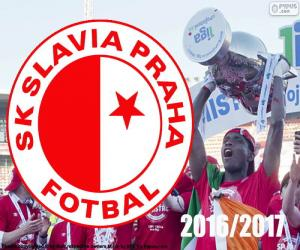 Rompicapo di Slavia Praga, campione 2016-2017