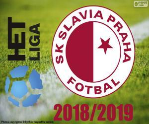 Rompicapo di Slavia Praga, campione 2018-2019
