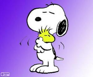 Rompicapo di Snoopy e Woodstock
