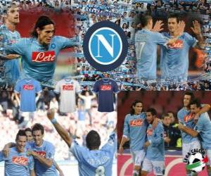 Rompicapo di Società Sportiva Calcio Napoli