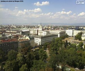 Rompicapo di Sofia, Bulgaria