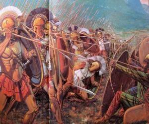 Rompicapo di Soldati greco