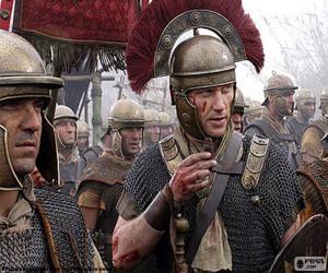 Rompicapo di Soldati romani