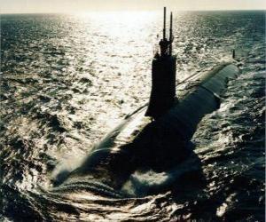 Rompicapo di Sottomarino militare