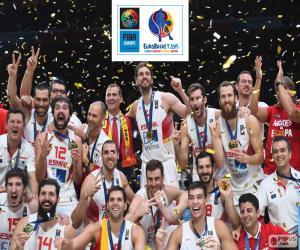 Rompicapo di Spagna, EuroBasket 2015