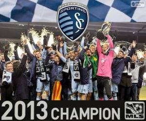 Rompicapo di Sporting Kansas City, campione MLS 2013