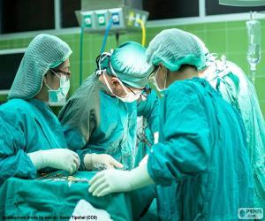 Rompicapo di Squadra di chirurgia