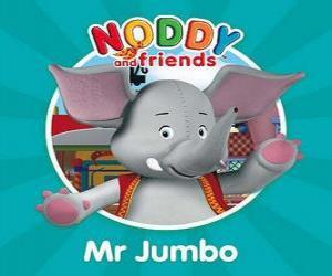 Rompicapo di Sr. Jumbo l'elefante