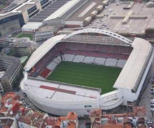 Rompicapo di Stadio di Athletic Club - San Mamés -