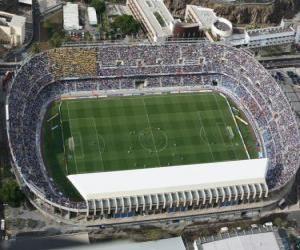 Rompicapo di Stadio di C.D. Tenerife - Heliodoro Rodríguez López -