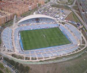 Rompicapo di Stadio di Getafe C.F. - Coliseum Alfonso Pérez   -