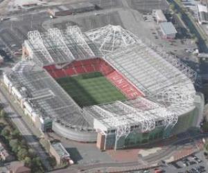 Rompicapo di Stadio di Manchester United F.C. - Old Trafford -