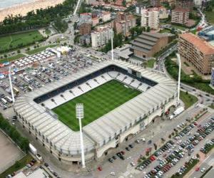 Rompicapo di Stadio di Racing de Santander - El Sardinero -