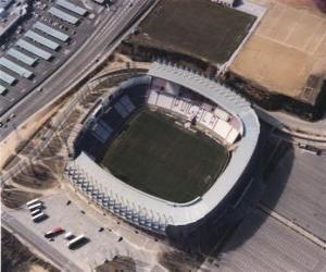 Rompicapo di Stadio di Real Valladolid C. F. - José Zorrilla  -