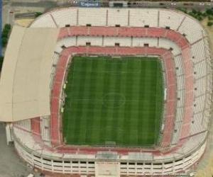 Rompicapo di Stadio di Sevilla FC - Ramón Sánchez Pizjuán -