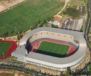 Rompicapo di Stadio di Xerez C.D - Chapín -