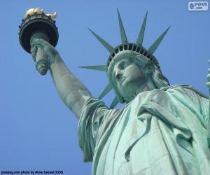Rompicapo di Statua della libertà, New York