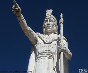 Rompicapo di Statua di Manco Cápac