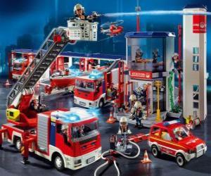 Rompicapo di Stazione di fuoco