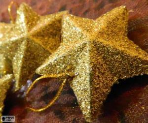 Rompicapo di Stella per albero di Natale