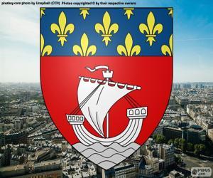 Rompicapo di Stemma di Parigi