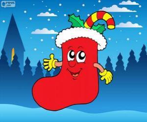 Rompicapo di Stivale di Babbo Natale