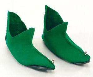 Rompicapo di Stivali dil Elfo di Natale