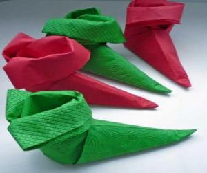 Rompicapo di Stivali Elfo Natale