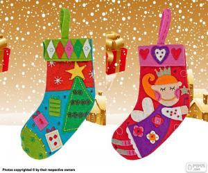 Rompicapo di Stivali Natale