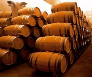 Rompicapo di Stivali per il vino