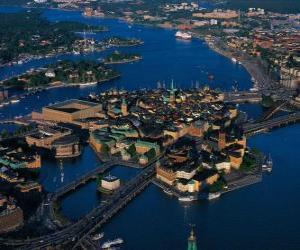 Rompicapo di Stoccolma, Svezia