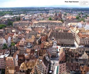 Rompicapo di Strasburgo, Francia