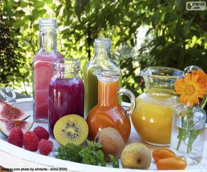 Rompicapo di Succhi di frutta naturali