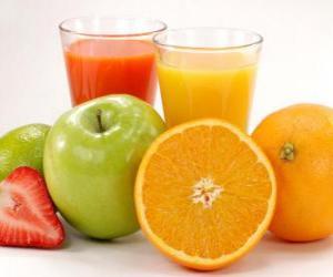 Rompicapo di Succhi di frutta