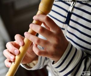 Rompicapo di Suona il flauto
