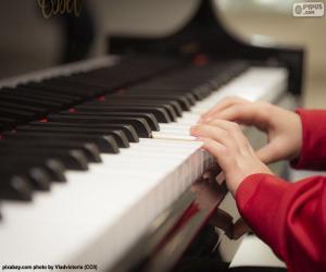 Rompicapo di Suonare il pianoforte