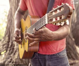 Rompicapo di Suonare la chitarra