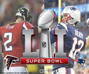 Rompicapo di Super Bowl 2017