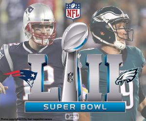 Rompicapo di Super Bowl 2018