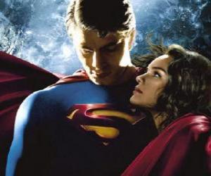 Rompicapo di Superman  a Lois Lane, giornalista e il suo vero e grande amore
